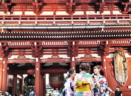 Japan: 3 week travel itinerary