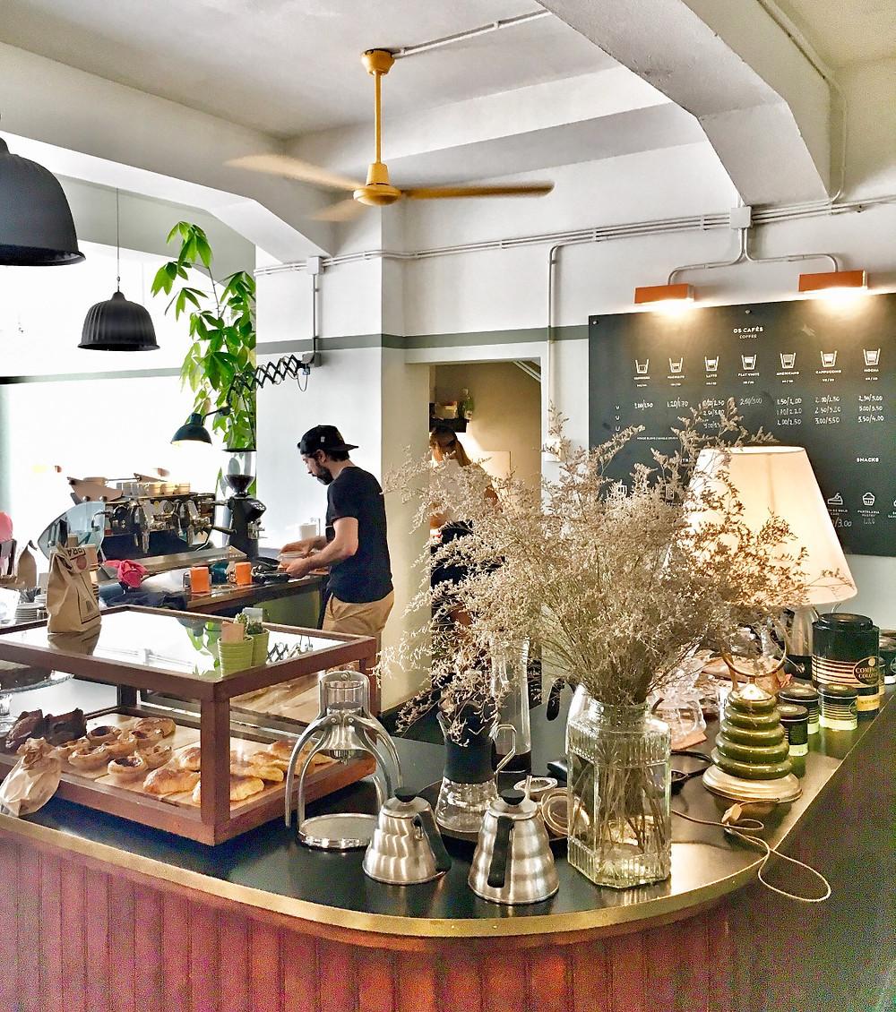 Combi Coffee in Porto