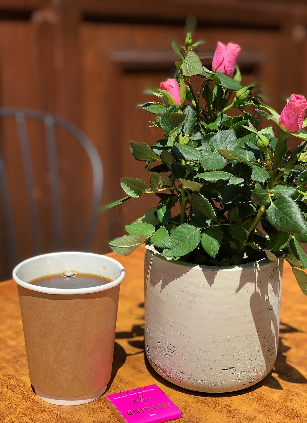 Coffee at Koffie Onan Leuven