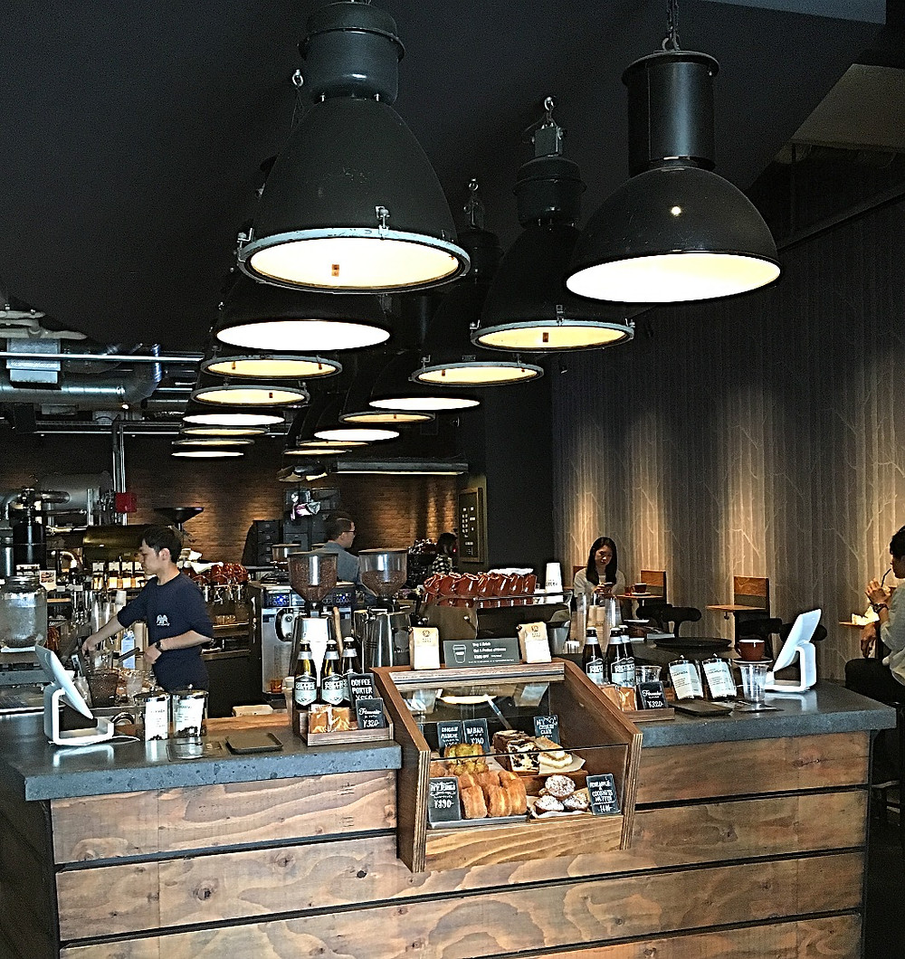 The Roastery by Nozy Coffee Tokyo