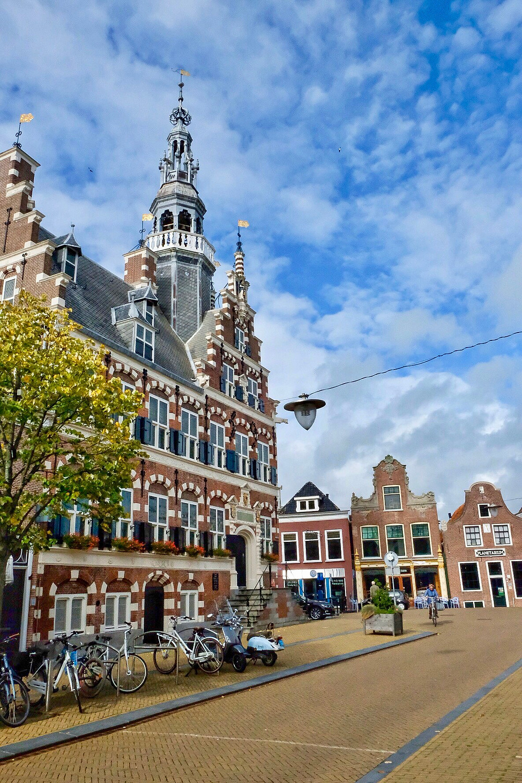 City Hall Franeker, Friesland