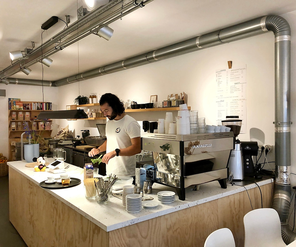 Borgman Borgman Coffee in Leiden