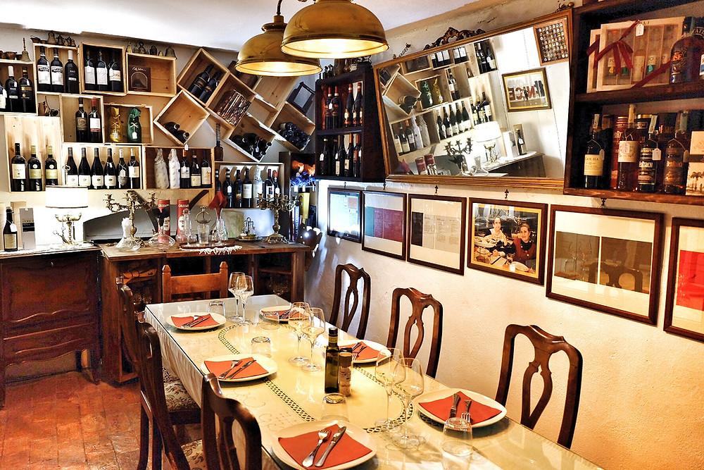 Restaurant 'La Champagneria & Vineria' Trieste