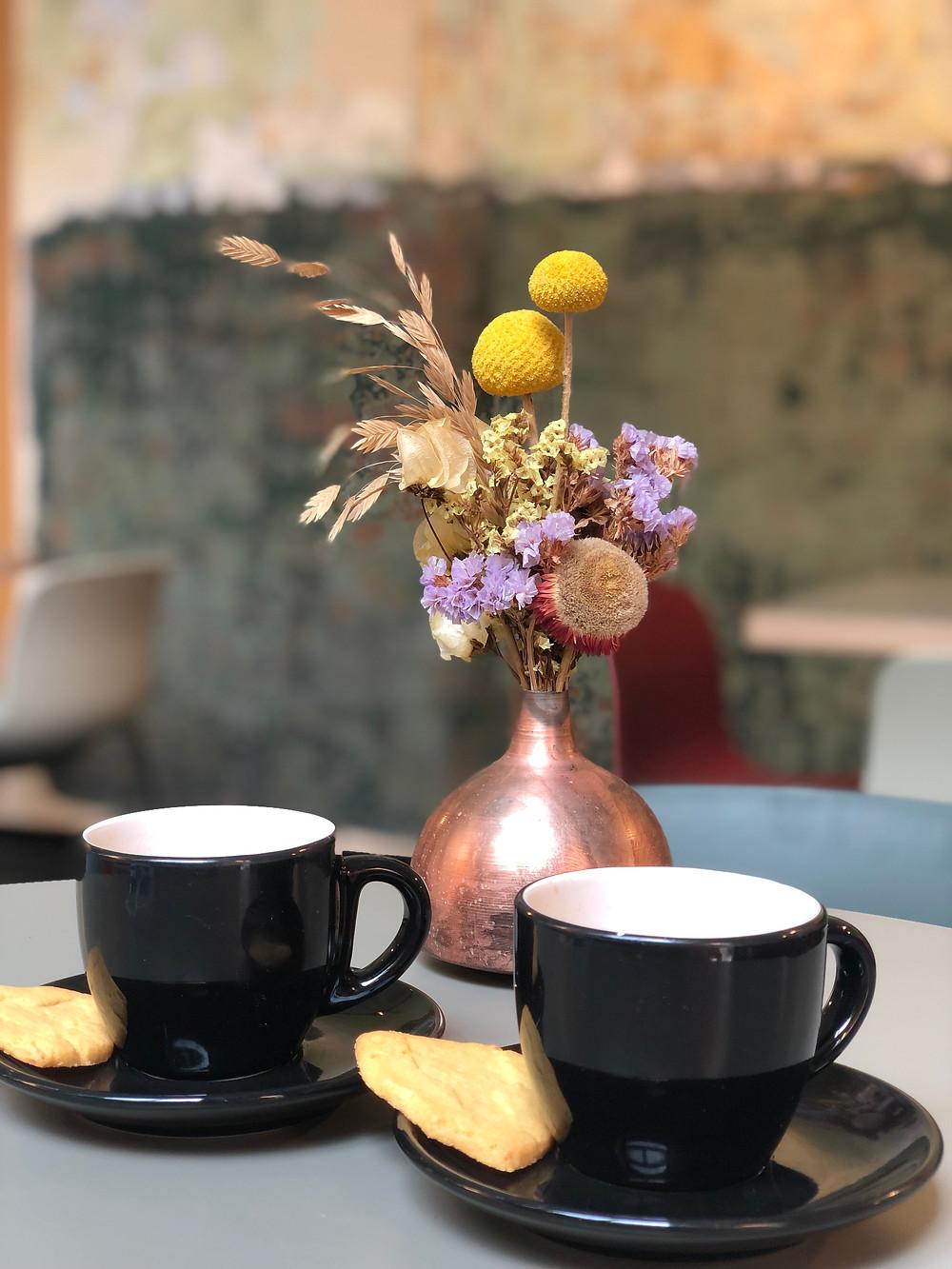 Barbib café in Het Predikheren in Mechelen
