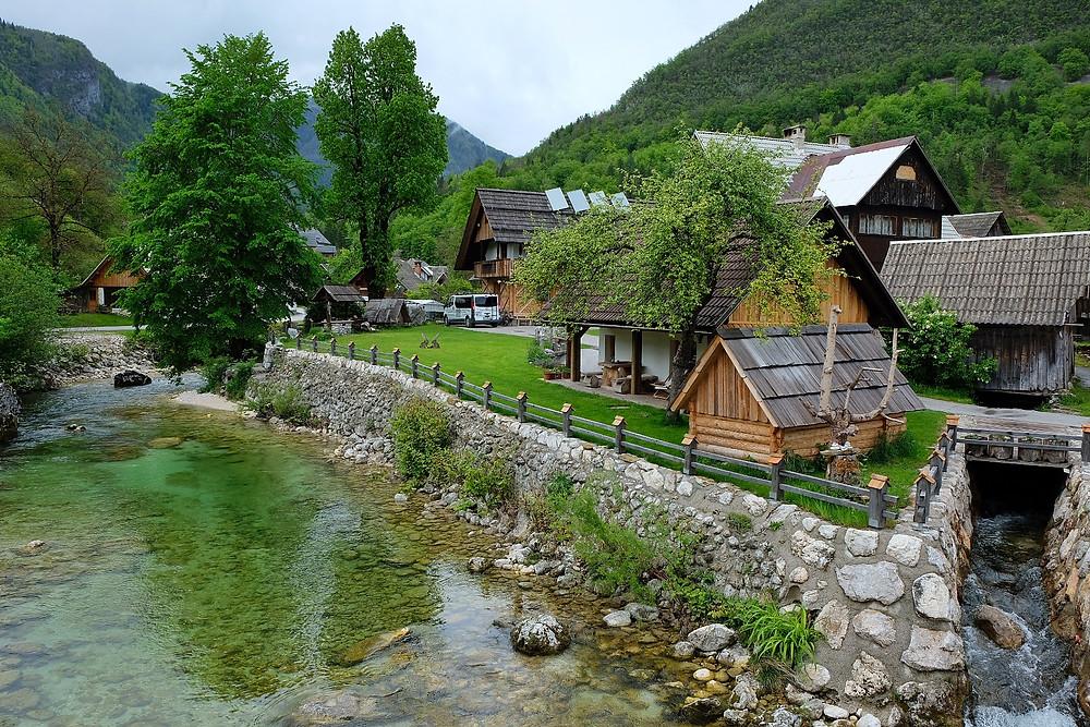 Stara Fuzina, Slovenia