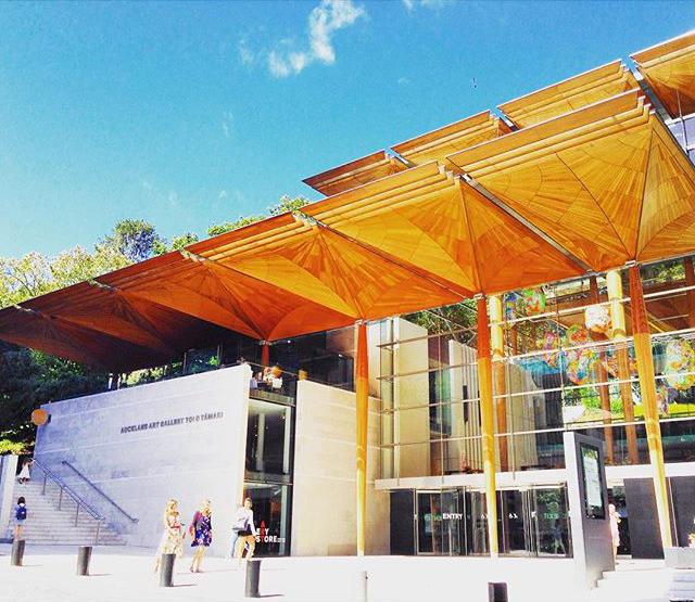 Auckland Art Gallery, New Zealand