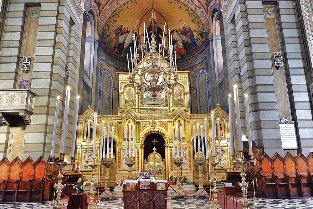 San Spiridione Church Trieste