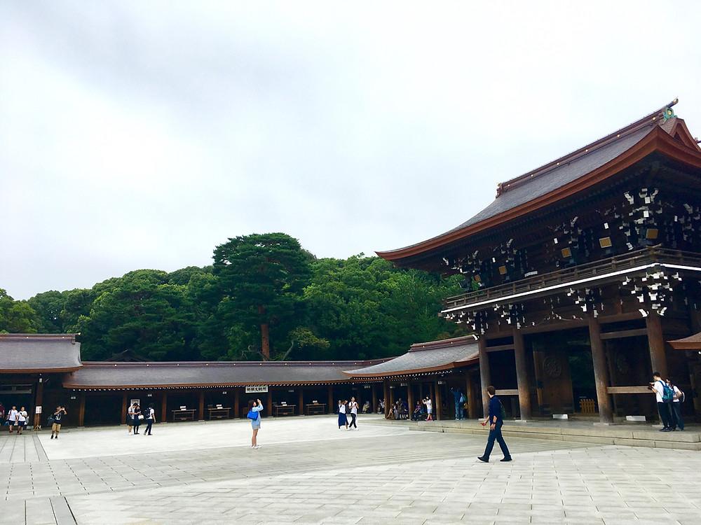 Meiji Jungu Shintõ Shrine, Tokyo