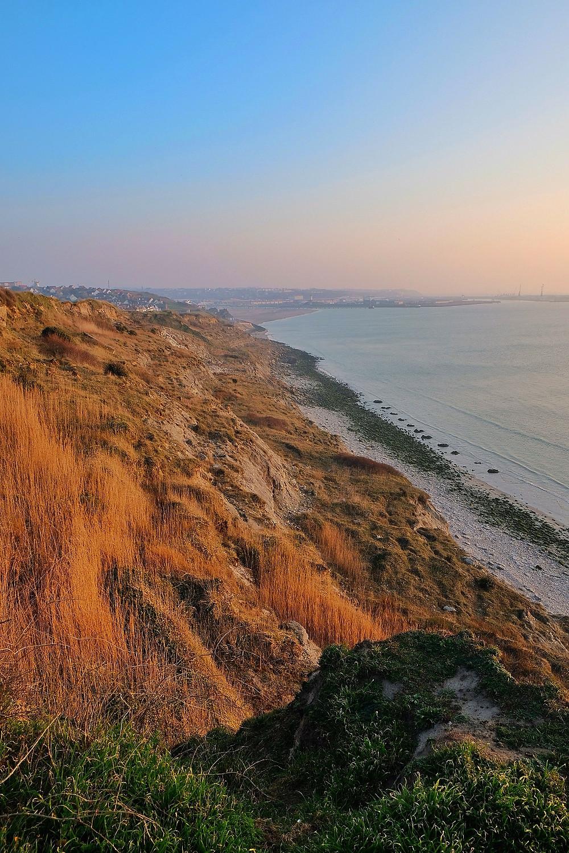 Opal Coast at Boulogne-sur-Mer, France
