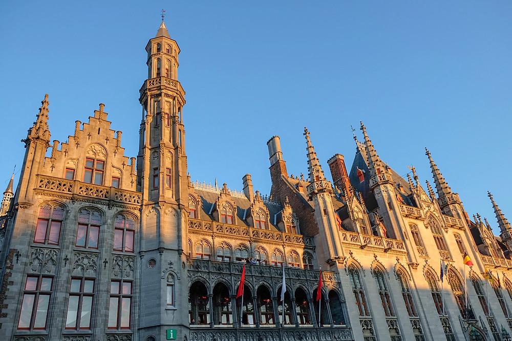 The Historium Tower of Bruges