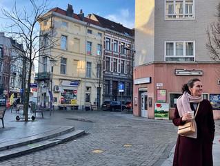 Best take away specialty coffee in Antwerp