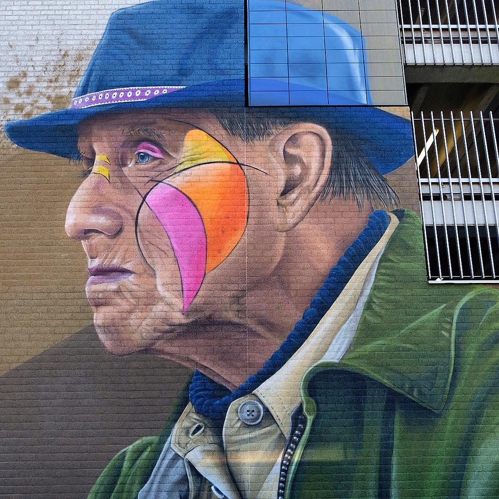 Street Art by Tymon De Laat, Leeuwarden
