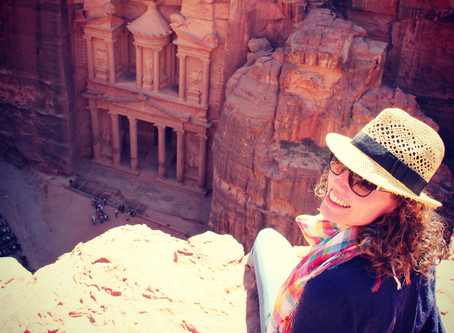 Jordan: an impressive road trip from north to south