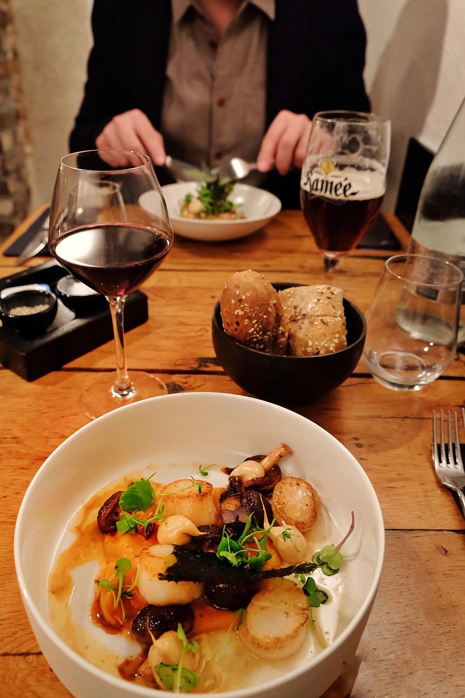 Tom's Diner in Bruges