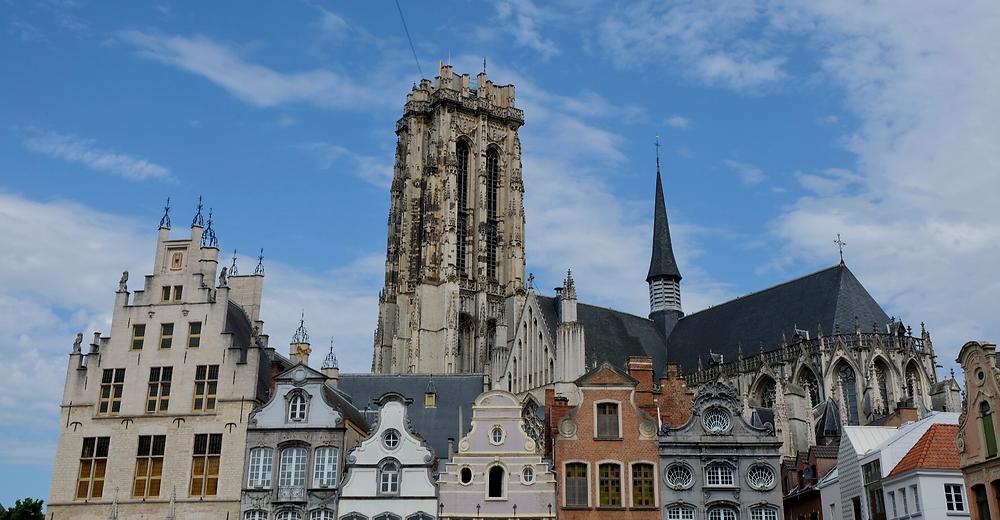 Grote Markt in Mechelen