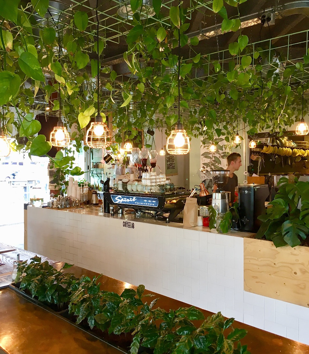 Coffeelab in Eindhoven