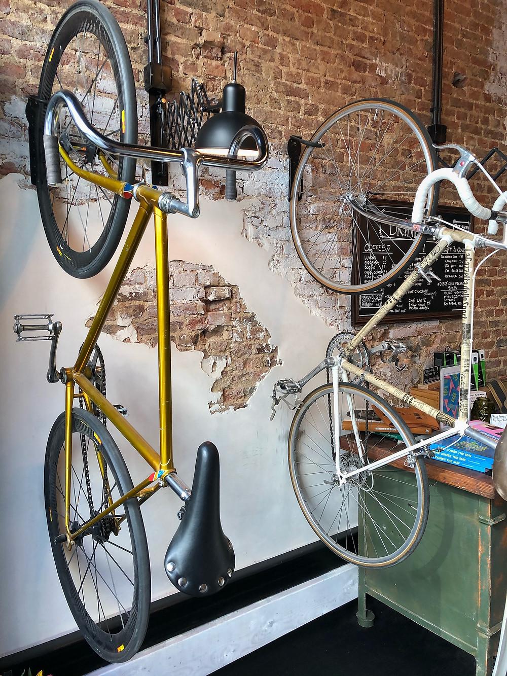 Bikes at Manuvèl Sint-Niklaas