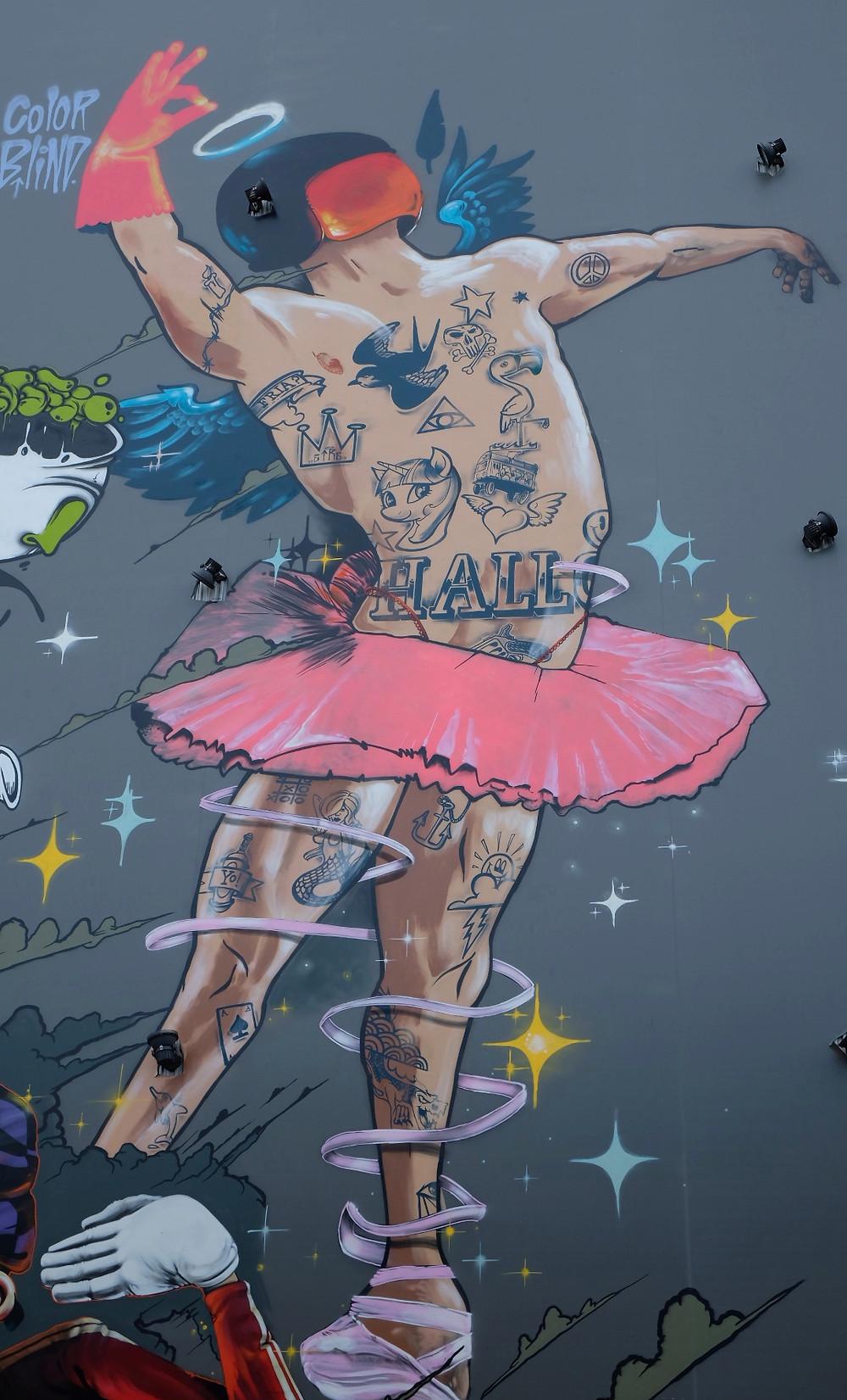 Street Art by Harres Brudersma, Leeuwarden