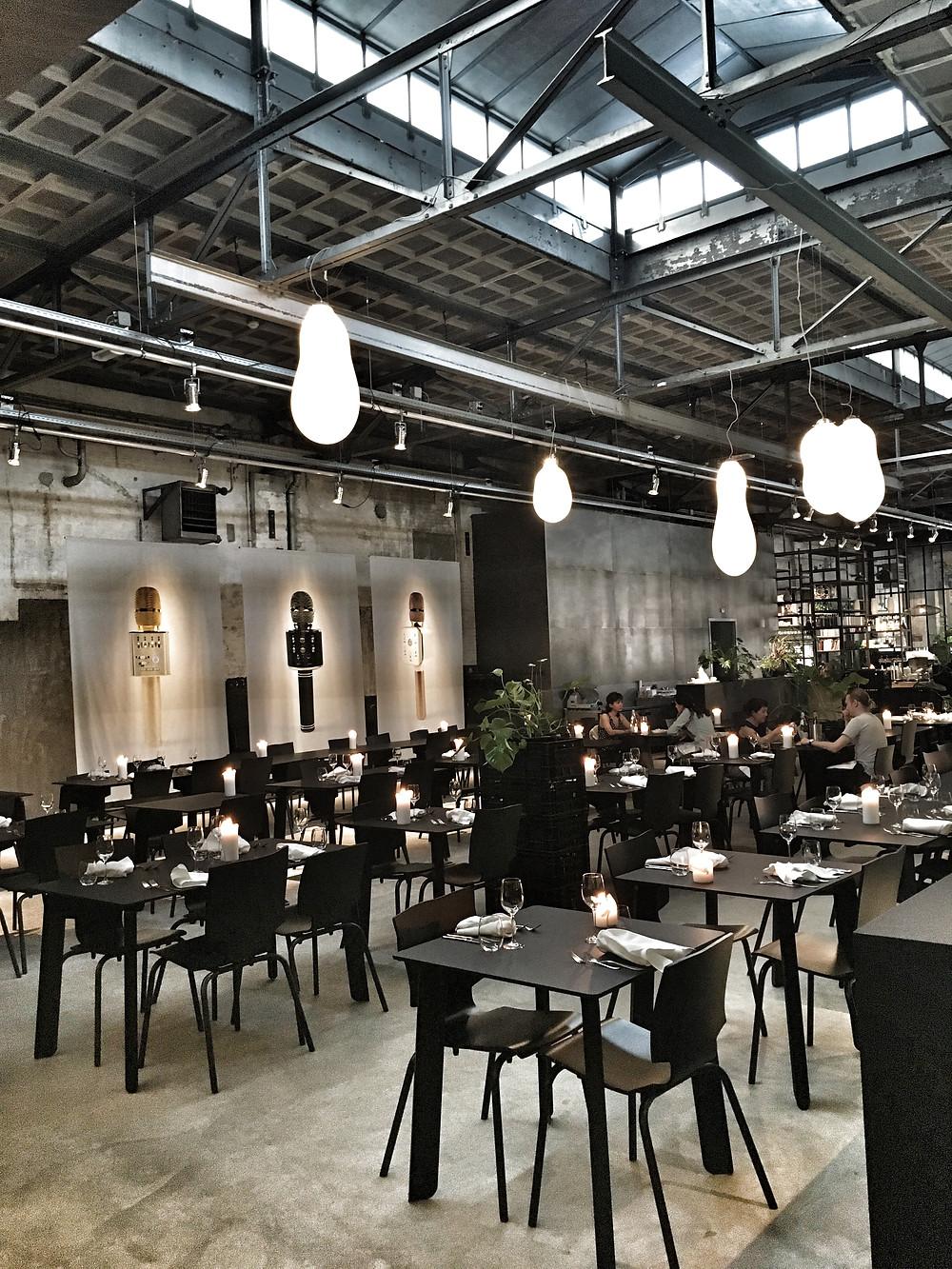 Restaurant Kazerne in Eindhoven