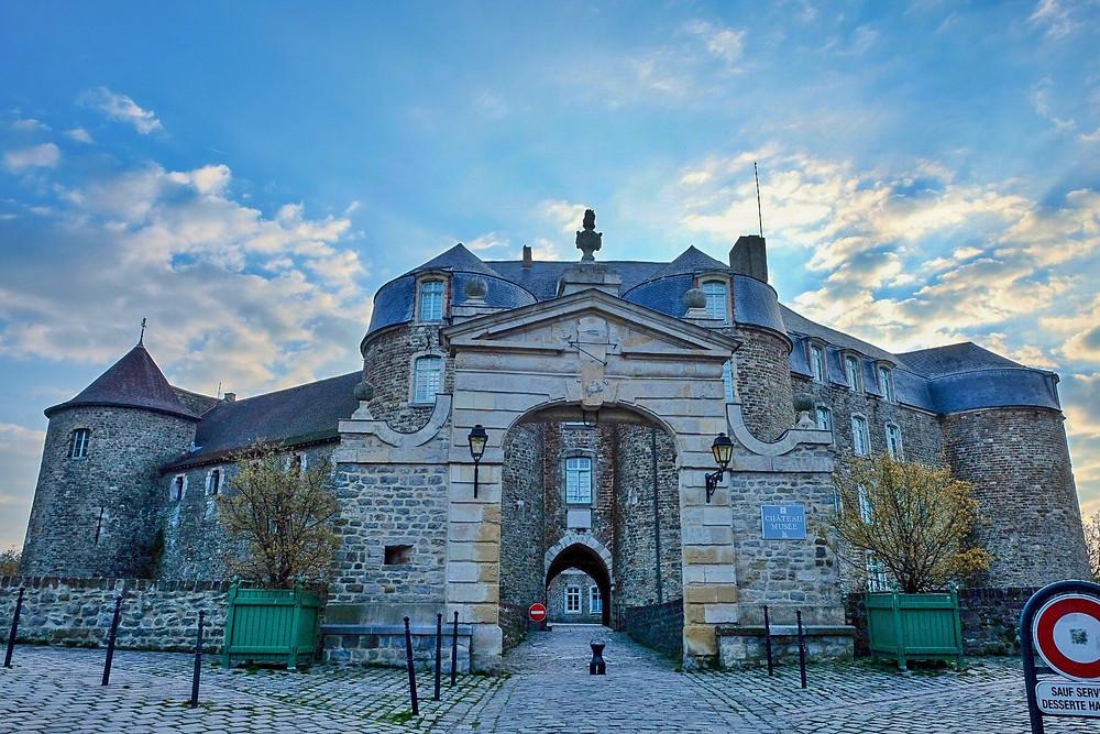 Castle Boulogne-sur-Mer France