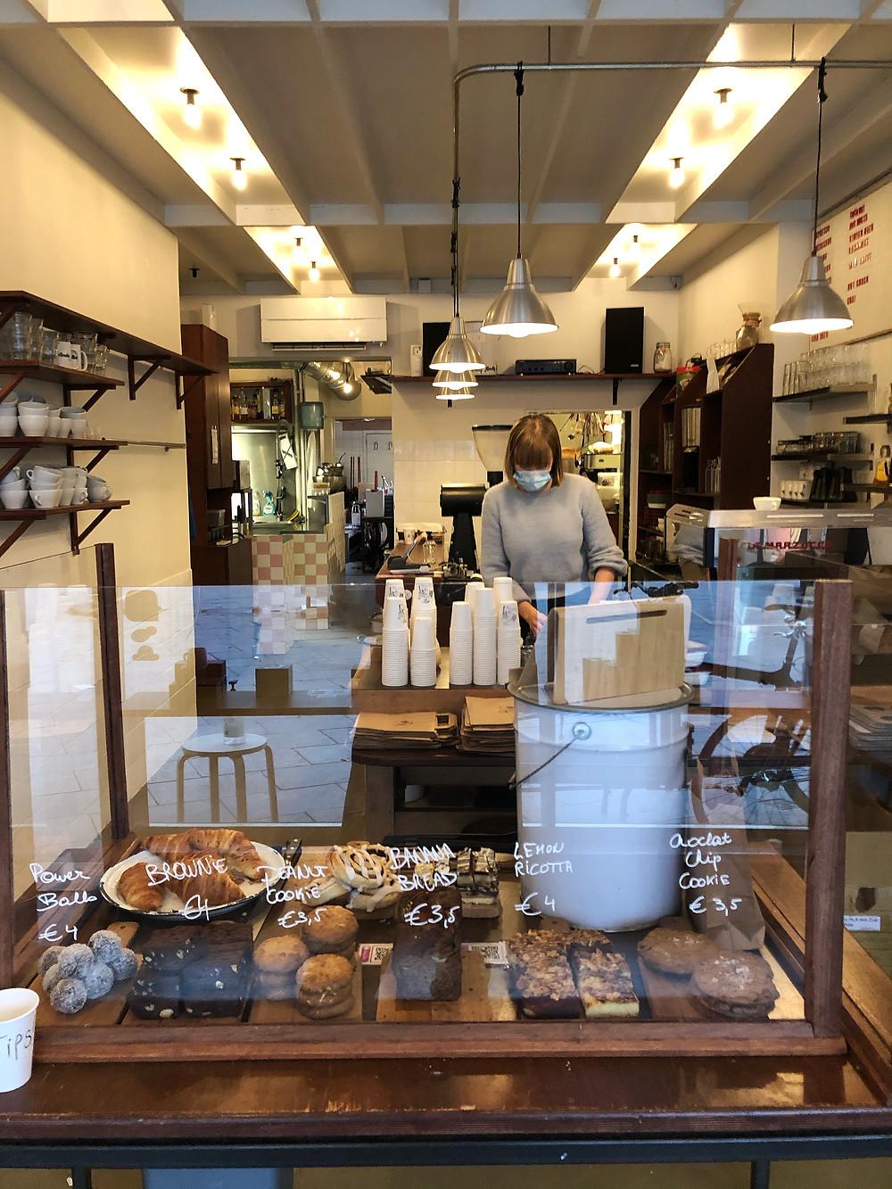 Butchers Coffee Antwerp