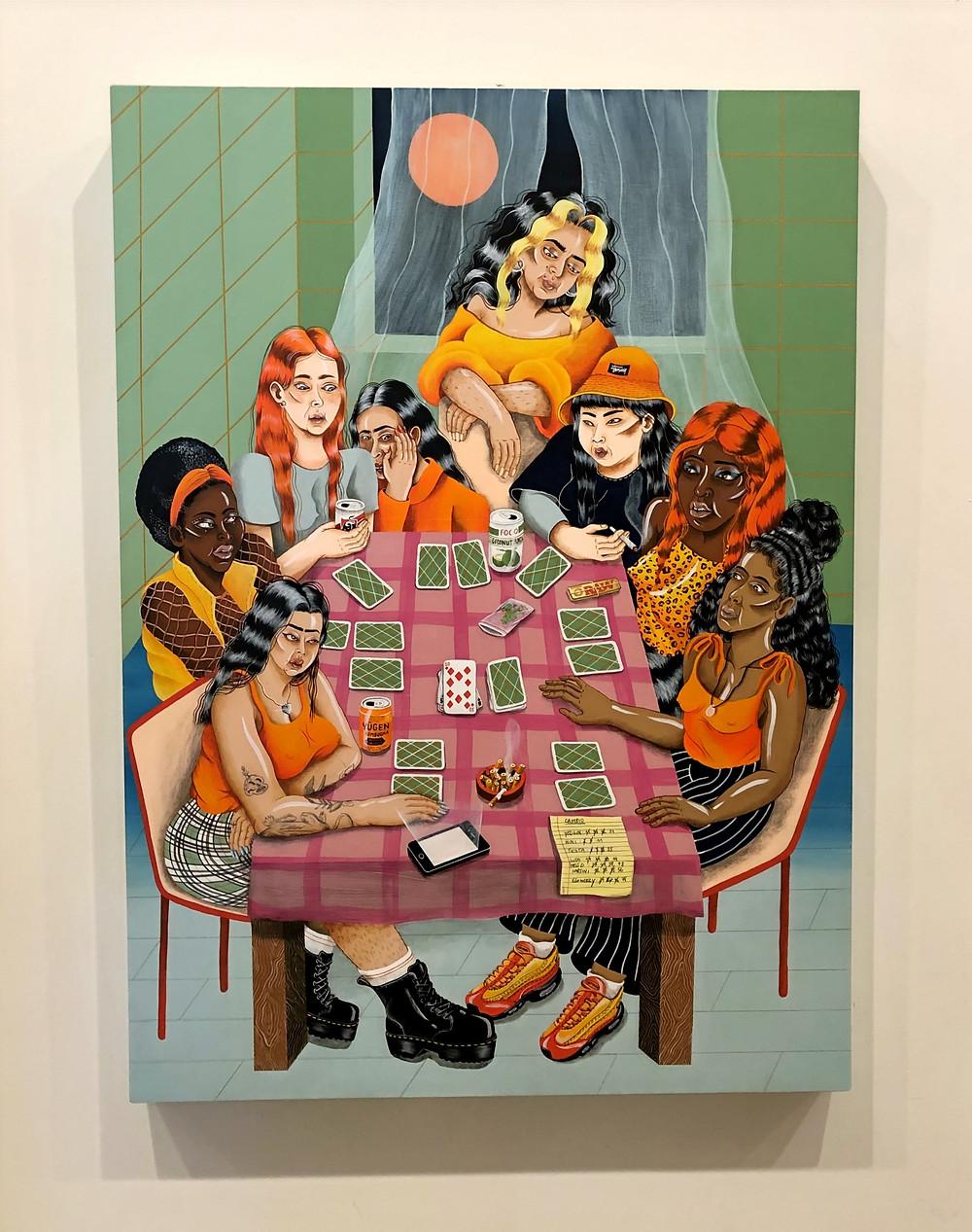 Joëlle Dubois NAFT Kunstfestival 2021 Sint-Niklaas