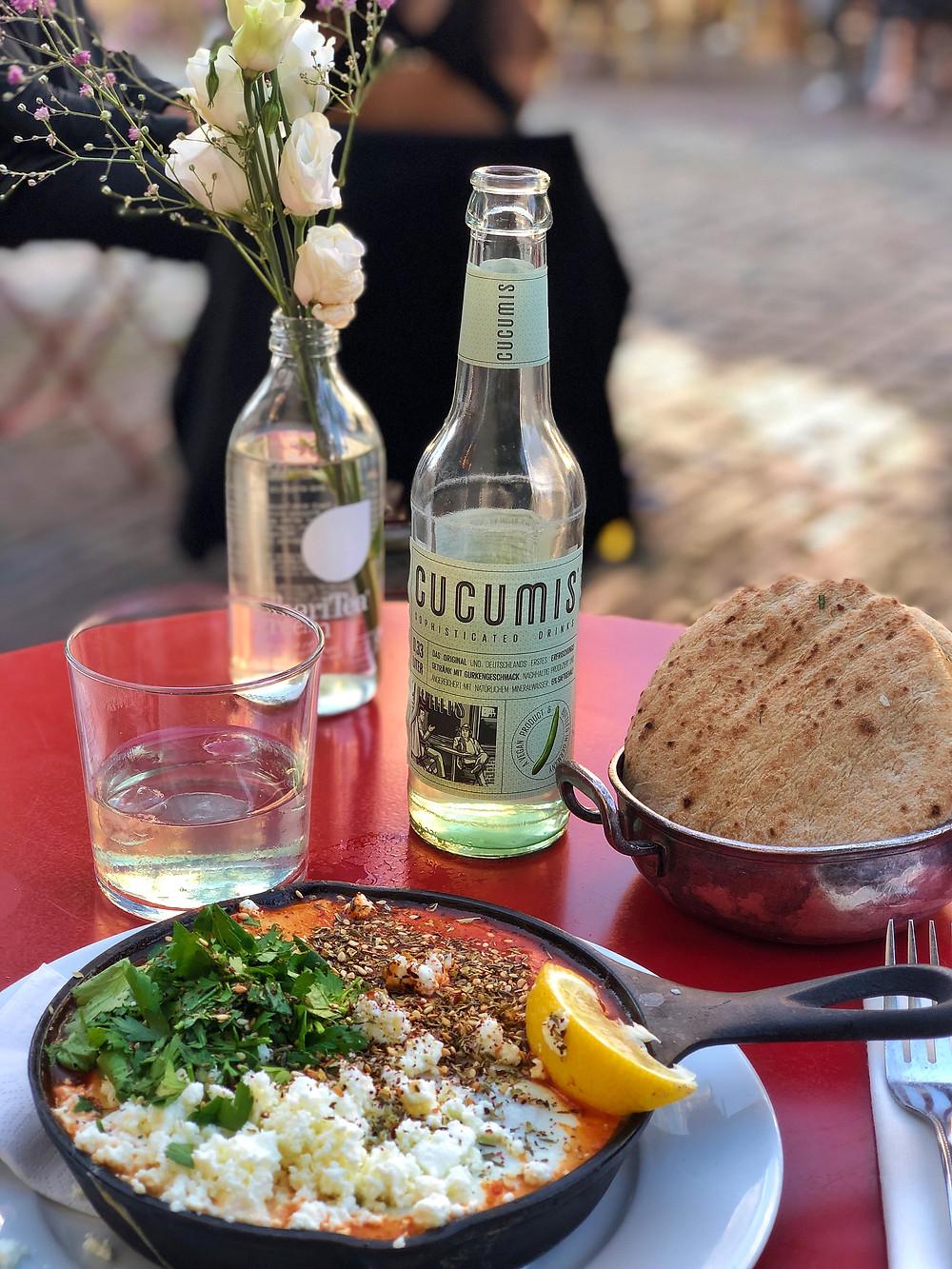 Dinner at Bar Lokaal in Leiden