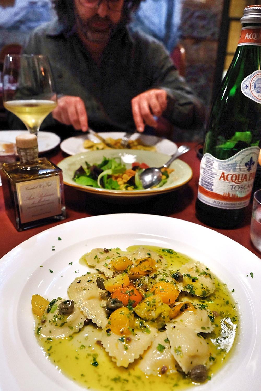 Food at Restaurant 'La Champagneria & Vineria' Trieste