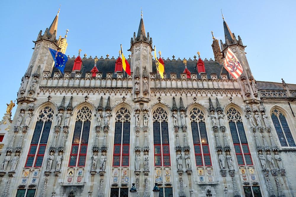 City Hall of Bruges