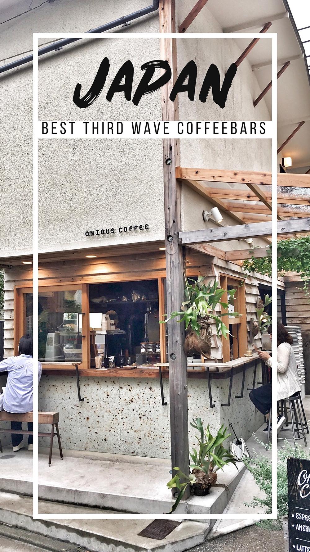 Lonnies Planet Pinterest post Coffee in Japan
