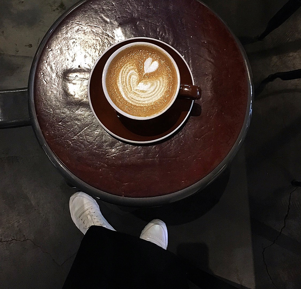 Coffee at The Roastery by Nozy Coffee Tokyo