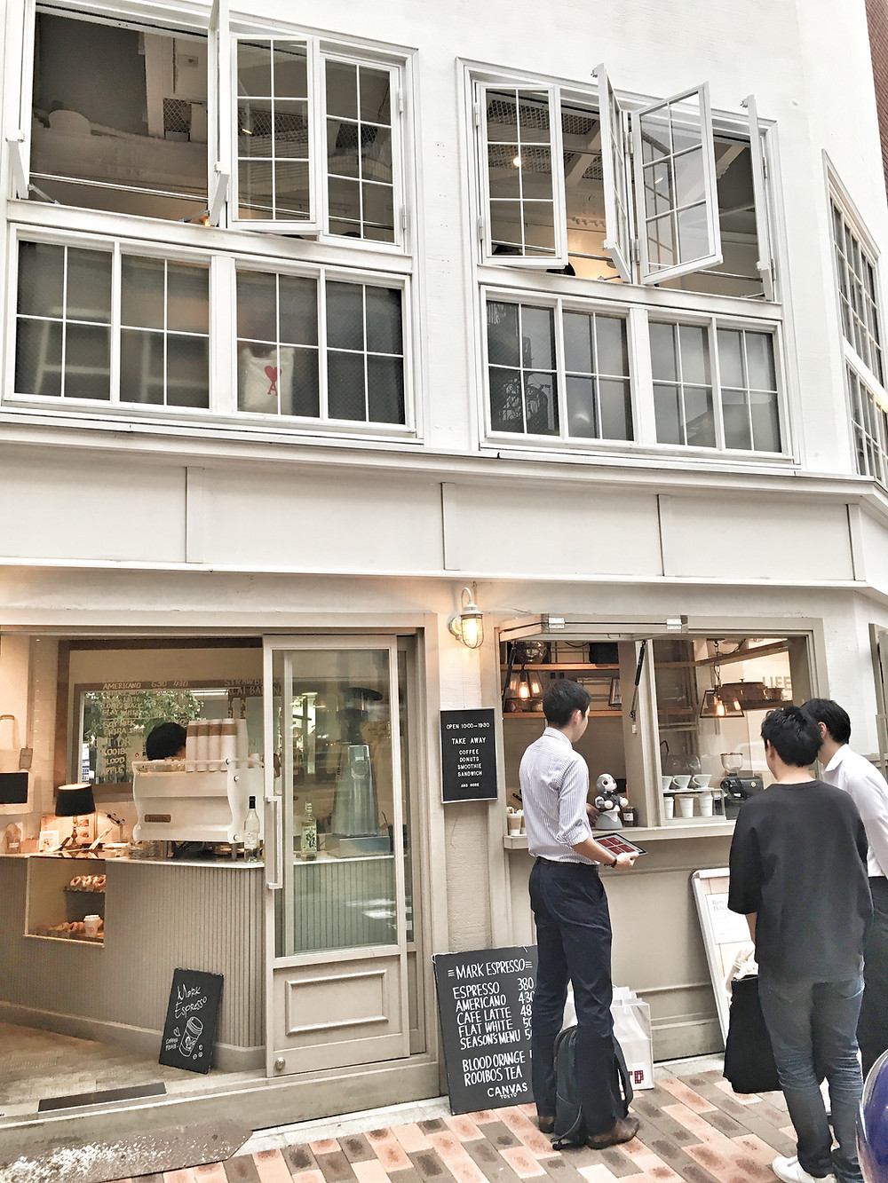 Concept Store Canvas Tokyo