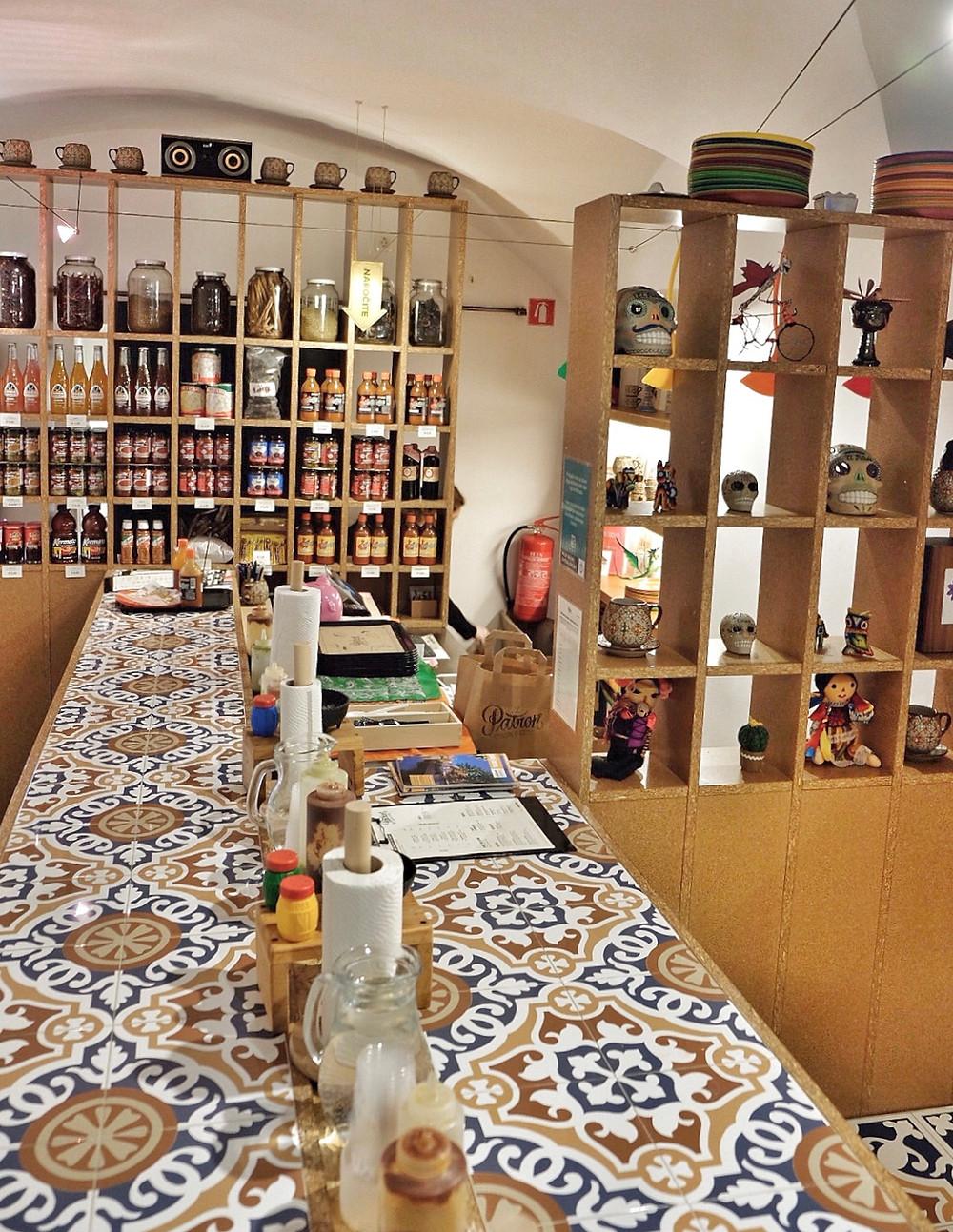 El Patrón Tacos & Store in Ljubljana, Slovenia