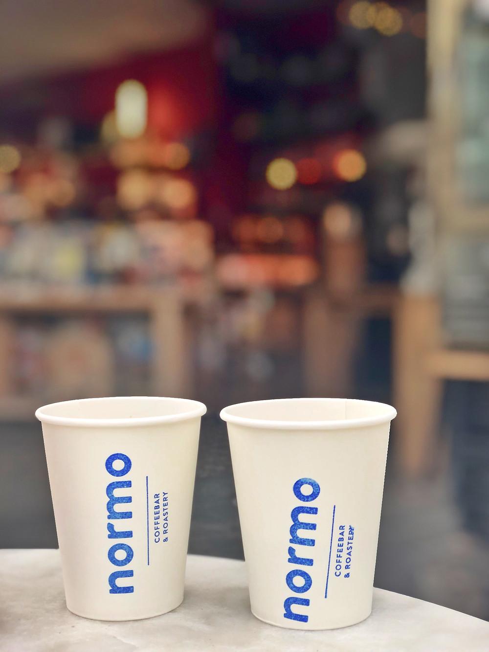 Normo coffee Antwerp