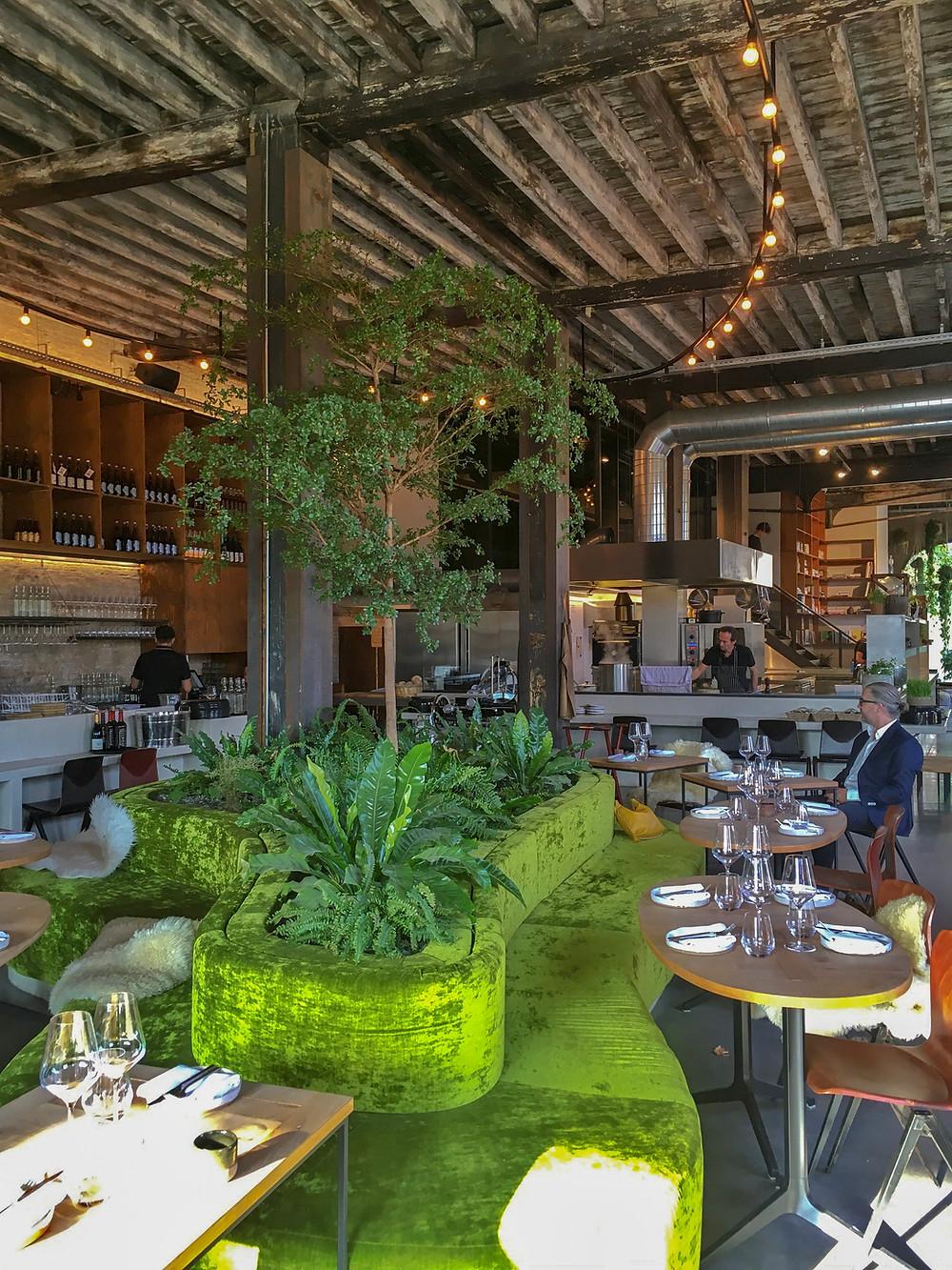 Restaurant Gå Nord in Antwerp
