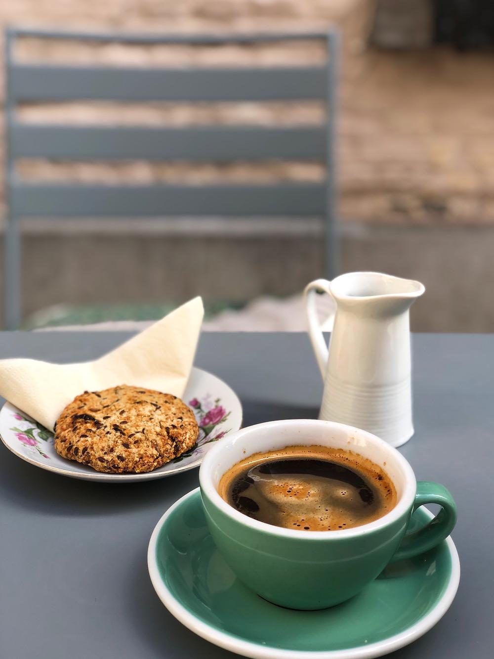 Coffee at Sister Bean Mechelen