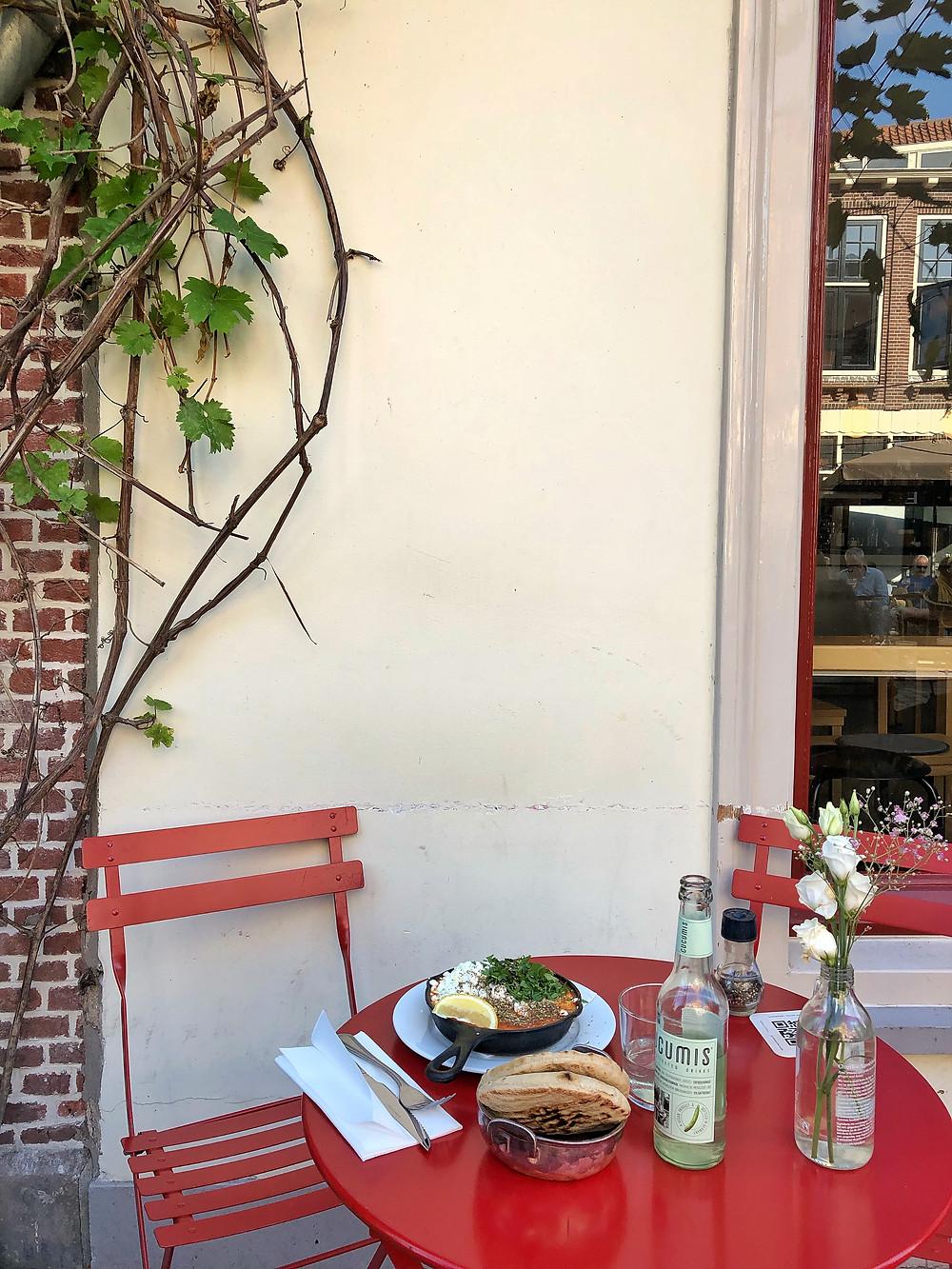 Terrace of Bar Lokaal in Leiden