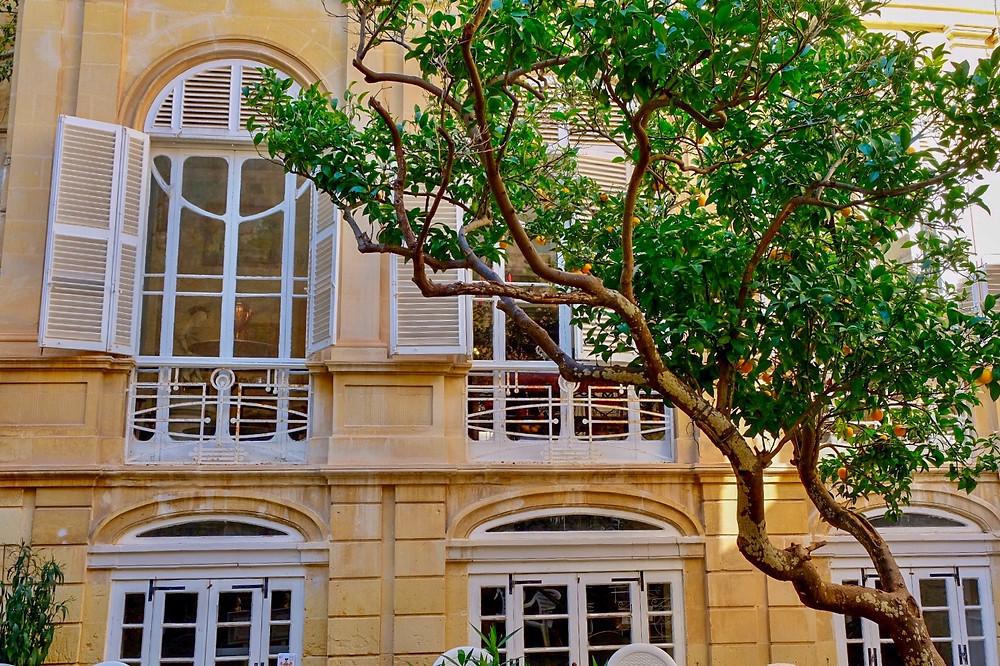 Casa Rocca Piccola in Valletta