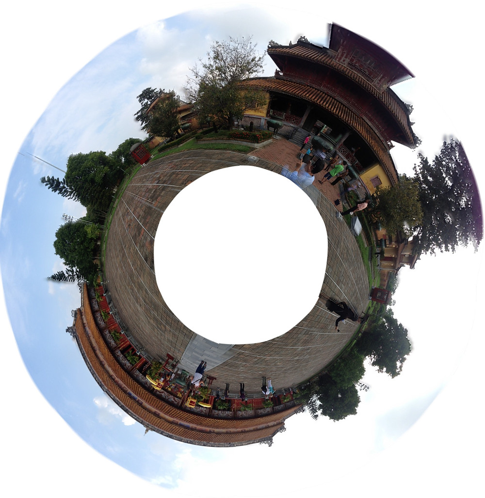 Citadel Hue, Vietnam