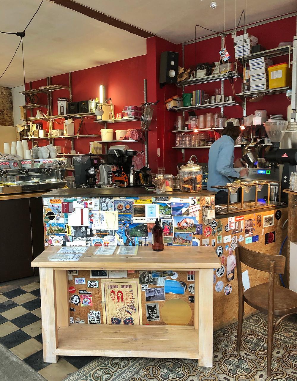 Normo Coffeebar & Microroastery Antwerp