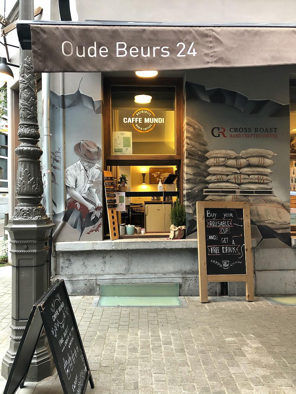 Caffe Mundi Espressobar Antwerp