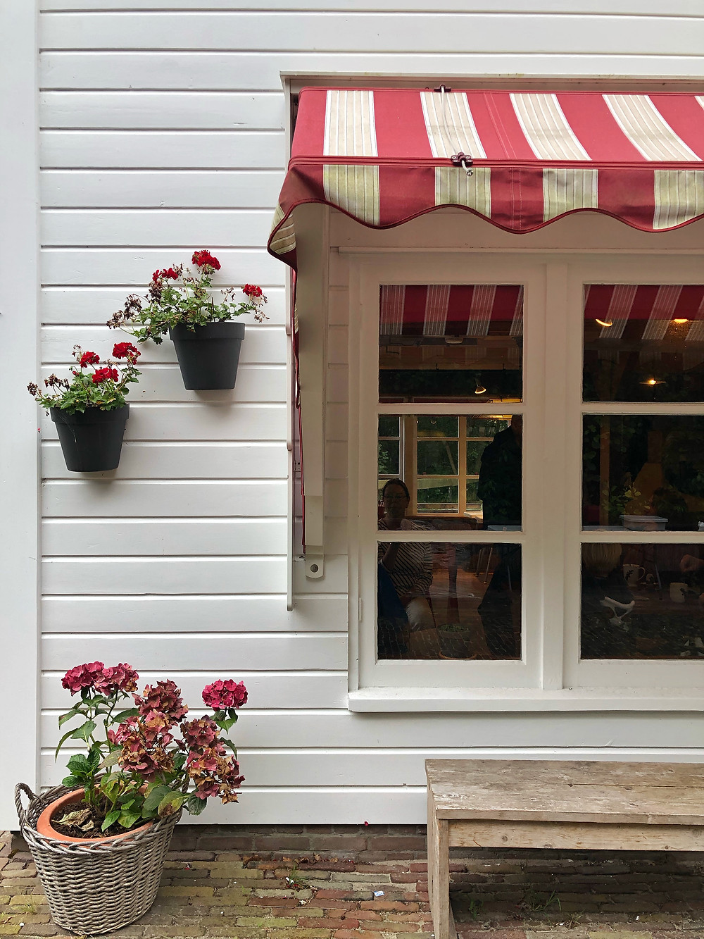 De Bessenschuur (cranberry shed) at Terschelling