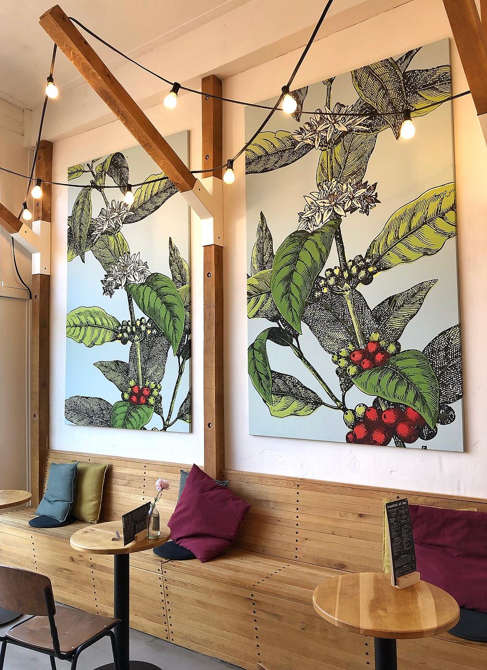 '30ml Coffee & Food' in Leiden