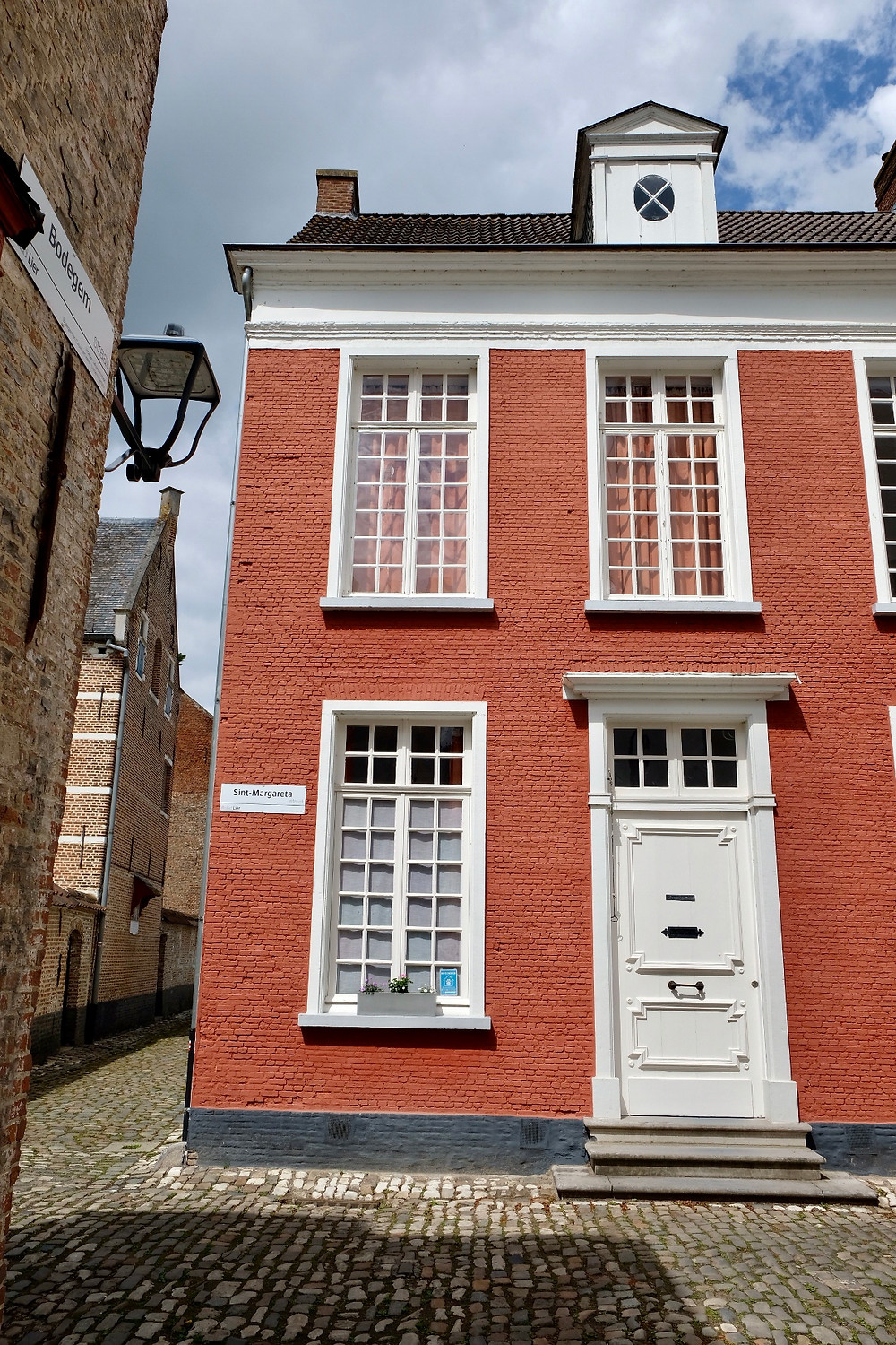 House in Beguinage Lier