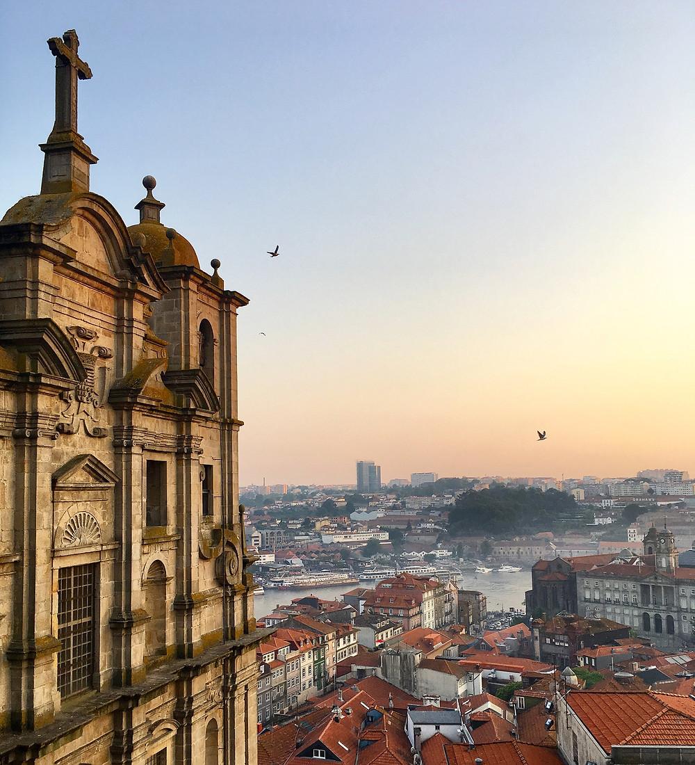 Igreja dos Grilos in Porto