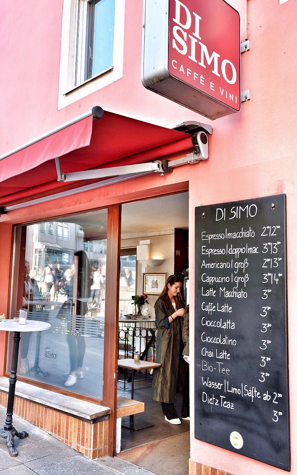 Di Simo Caffè e Vini, Nürnberg