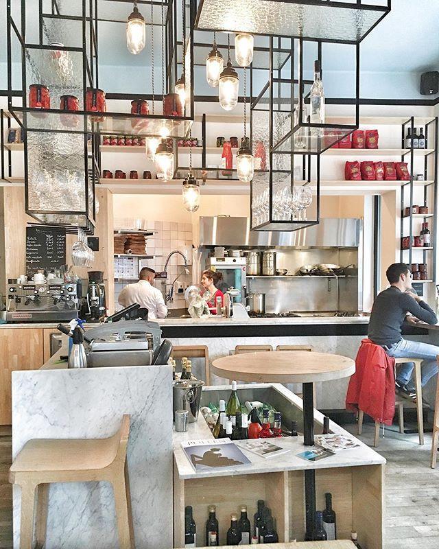 Restaurant Gazzetta in Brussels