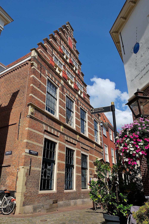 Latin School of Rembrandt in Leiden