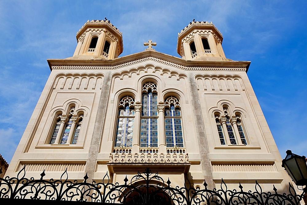 Orthodox Church in Dubrovnik Croatia