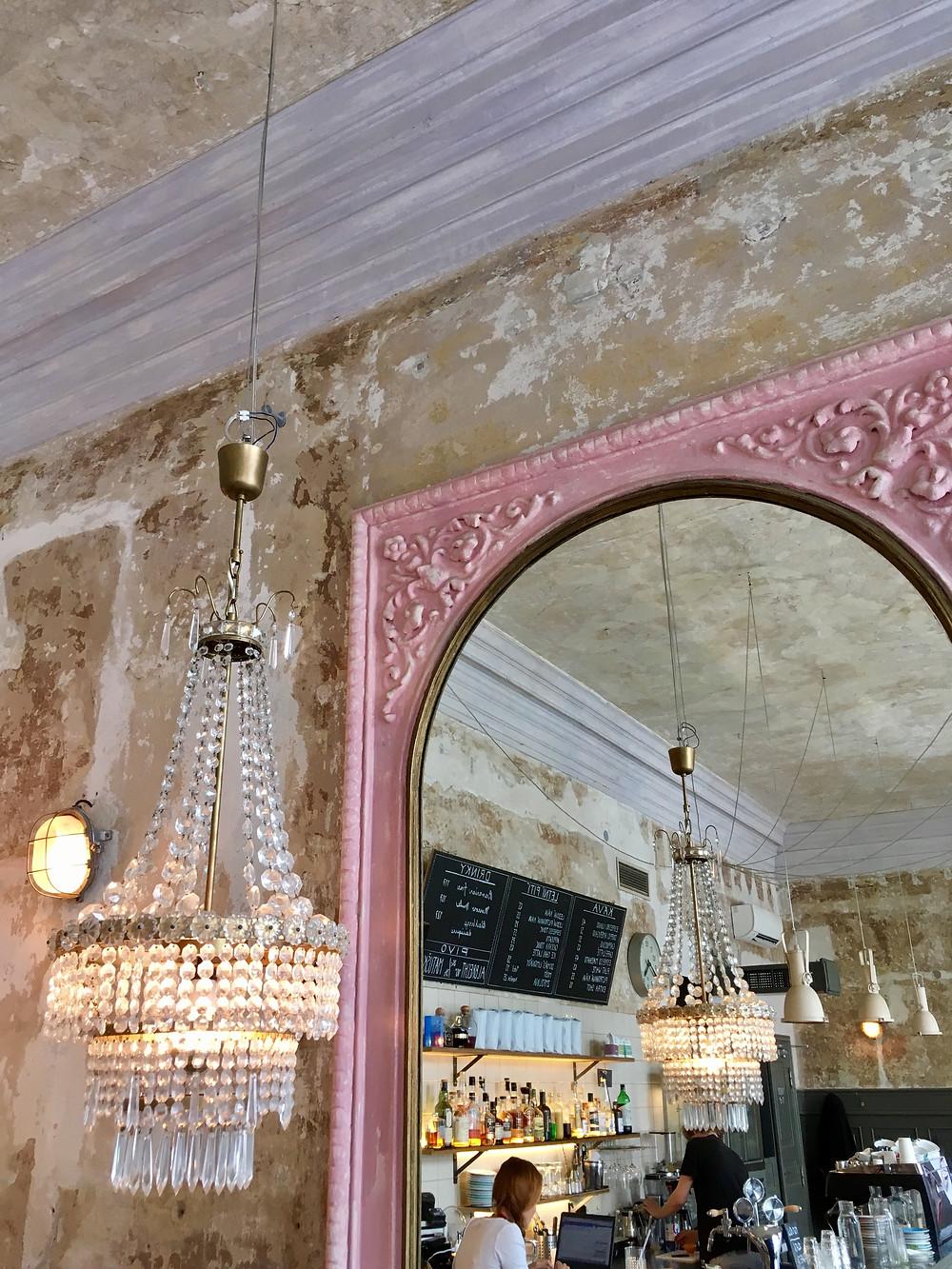 Cafe Letka in Prague